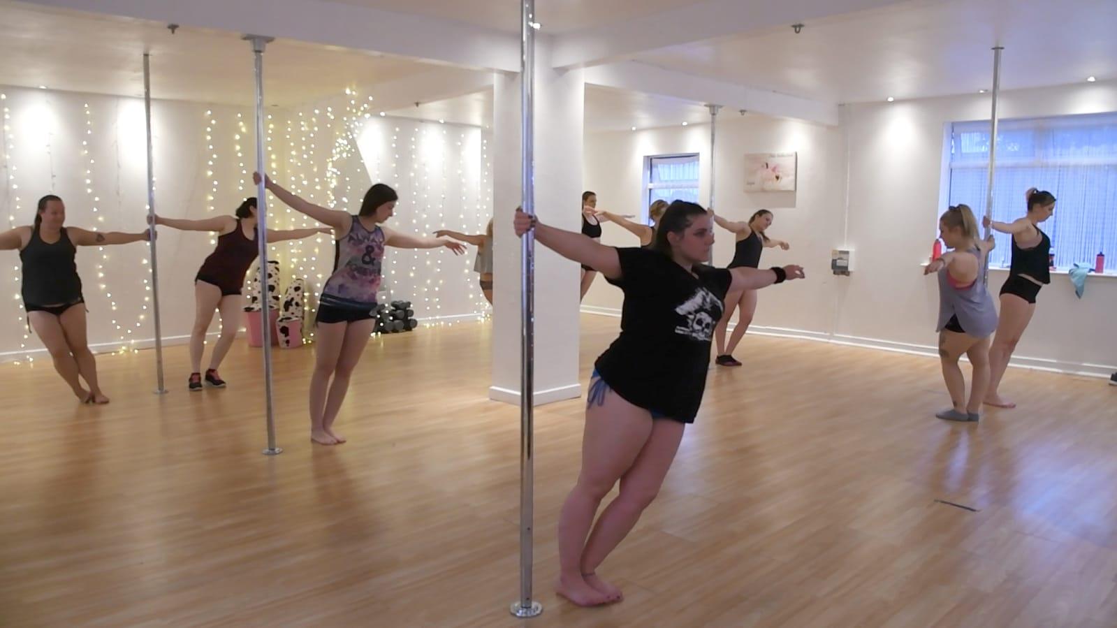 Wigan Studio Pole